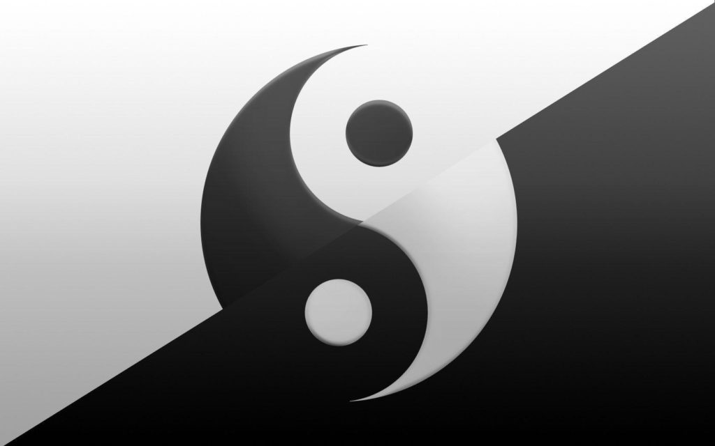 10 Best Yin And Yang Background FULL HD 1920×1080 For PC Desktop 2018 free download yin yang wallpapers wallpaper cave 1024x640