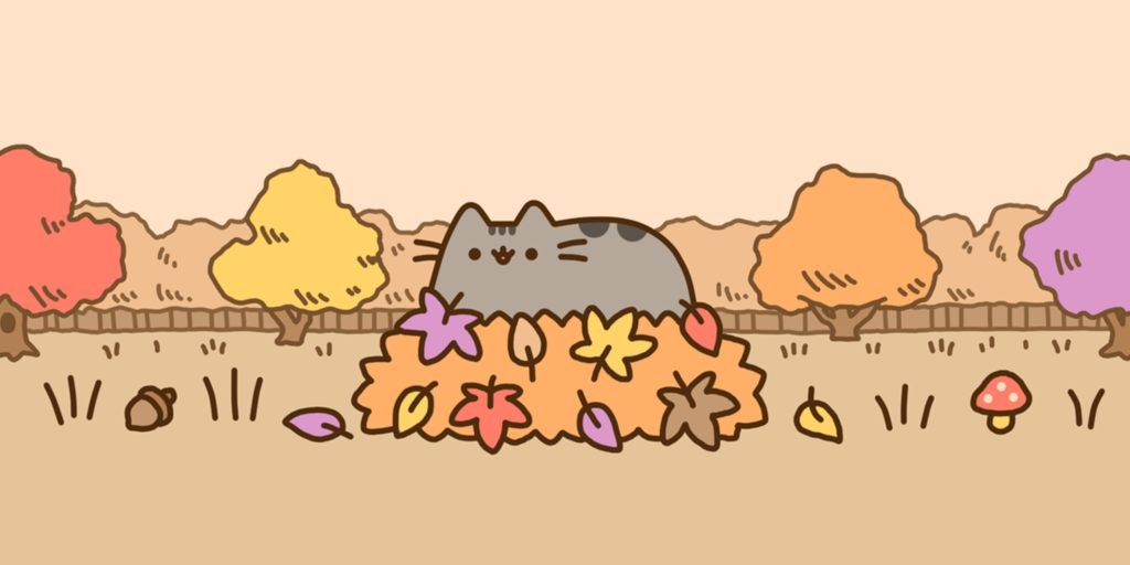 10 Best Pusheen The Cat Wallpaper FULL HD 1920×1080 For PC Background 2020 free download you can now post cartoon stickers on anyones facebook profile 1024x512