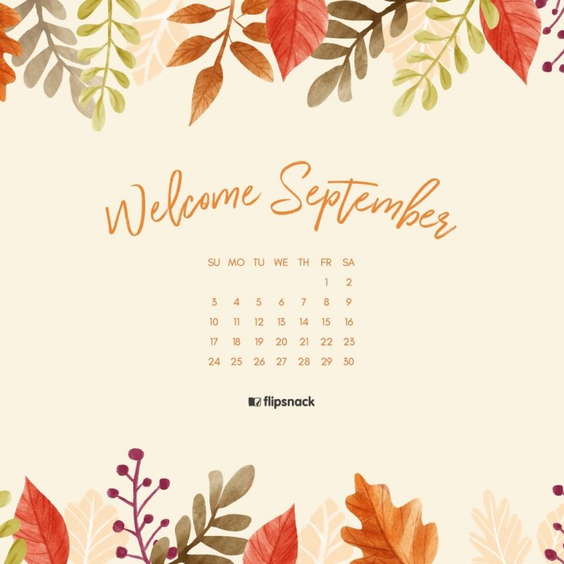 10 New September 2017 Calendar Wallpaper FULL HD 1080p For PC Background 2018 free download your september 2017 calendar wallpaper is here get it 800x800
