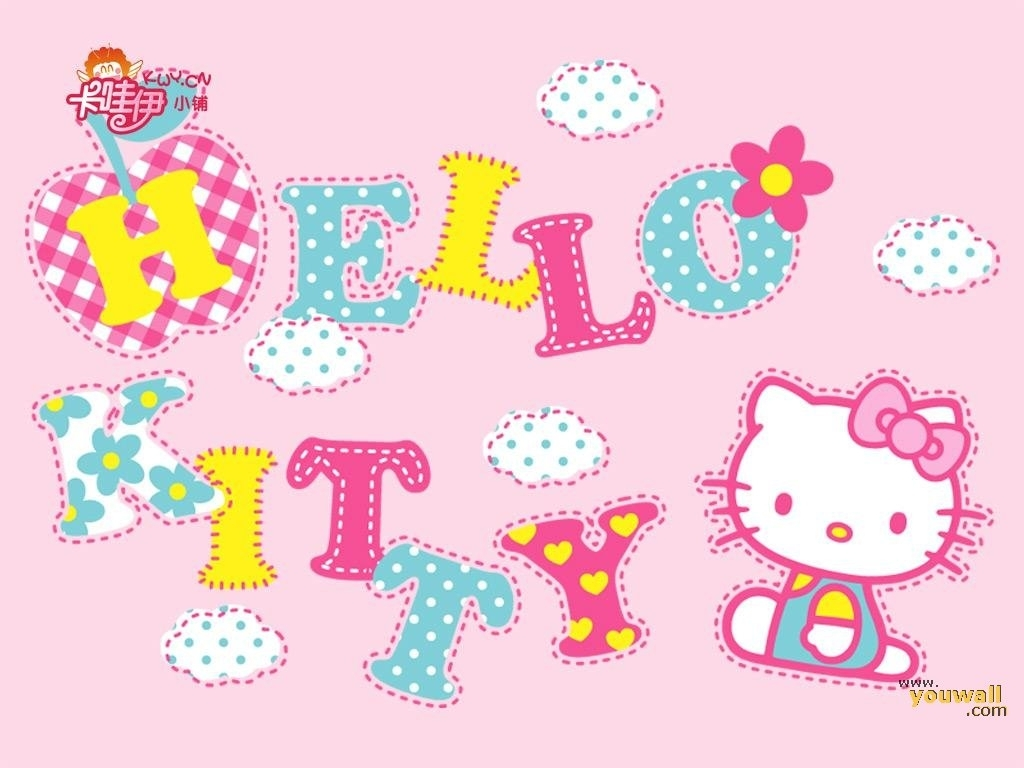 10 New Free Hello Kitty Wall Paper FULL HD 1920×1080 For PC Background