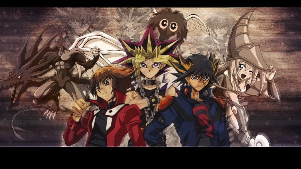 10 Best Yu Gi Oh Wallpapers FULL HD 1920×1080 For PC Background 2018 free download yu gi oh wallpaper hd www wallpaper free download yugi 1024x576