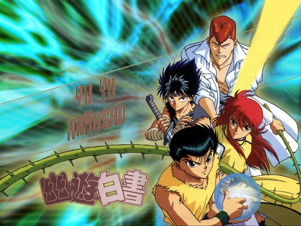 10 Best Yu Yu Hakusho Wallpaper 1920X1080 FULL HD 1920×1080 For PC Background 2018 free download yu yu hakusho togashi yoshihiro wallpaper 851892 zerochan 1024x768