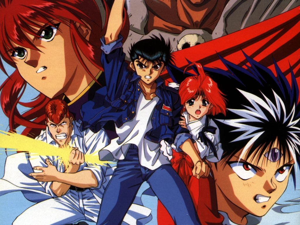 10 Best Yu Yu Hakusho Wallpaper 1920X1080 FULL HD 1920×1080 For PC Background 2018 free download yu yu hakusho togashi yoshihiro wallpaper 967118 zerochan 1024x768