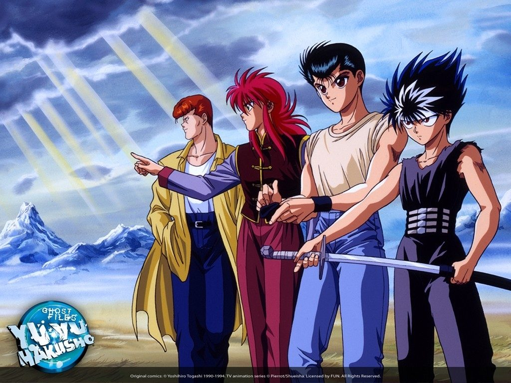 10 Best Yu Yu Hakusho Wallpaper 1920X1080 FULL HD 1920×1080 For PC Background 2018 free download yu yu hakusho wallpaper zerochan anime image board 1024x768
