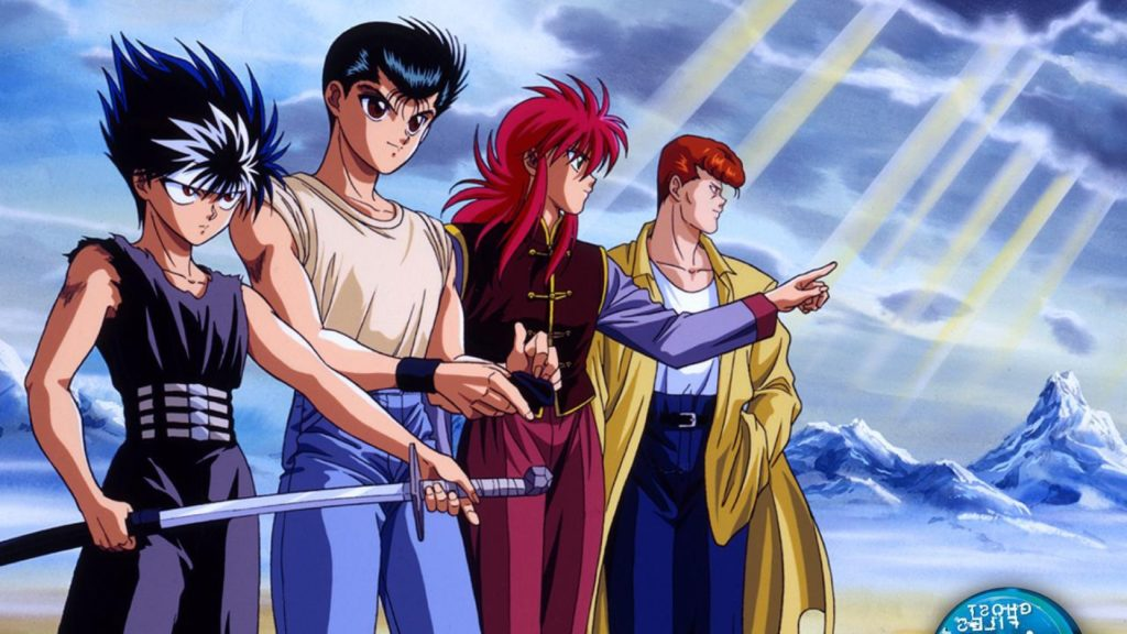 10 Best Yu Yu Hakusho Wallpaper 1920X1080 FULL HD 1920×1080 For PC Background 2018 free download yu yu hakusho wallpapers high quality download free 1024x576