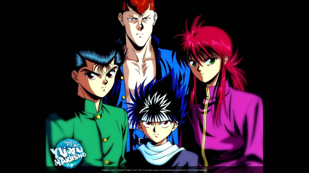 10 Best Yu Yu Hakusho Wallpaper 1920X1080 FULL HD 1920×1080 For PC Background 2018 free download yu yu hakusho wallpapers images photos pictures backgrounds 1024x576