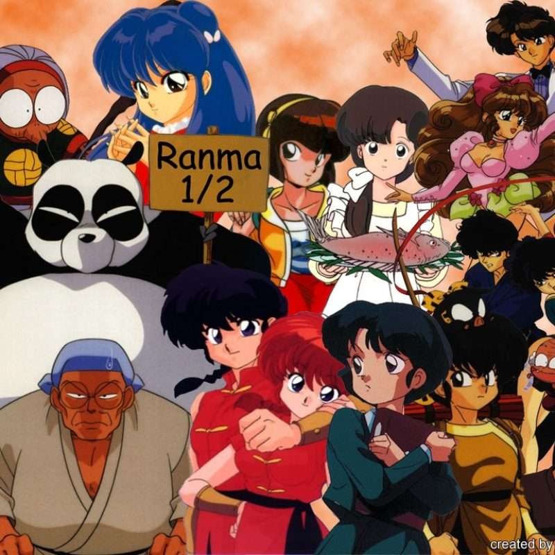 10 Most Popular Ranma 1/2 Wallpaper Hd FULL HD 1920×1080 For PC Background 2018 free download yukikohaibara images ranma 1 2 hd wallpaper and background photos 800x800