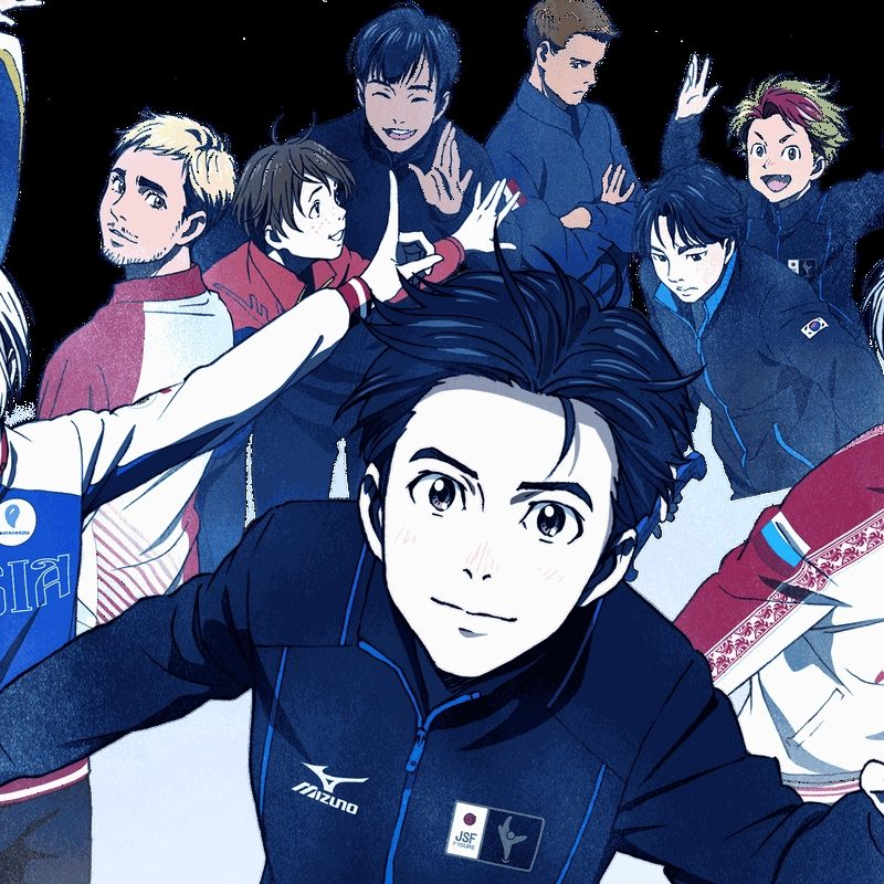 10 Most Popular Yuri On Ice Computer Wallpaper FULL HD 1920×1080 For PC Background 2018 free download yuri on ice everything youre too embarrassed to ask the verge 1 800x800