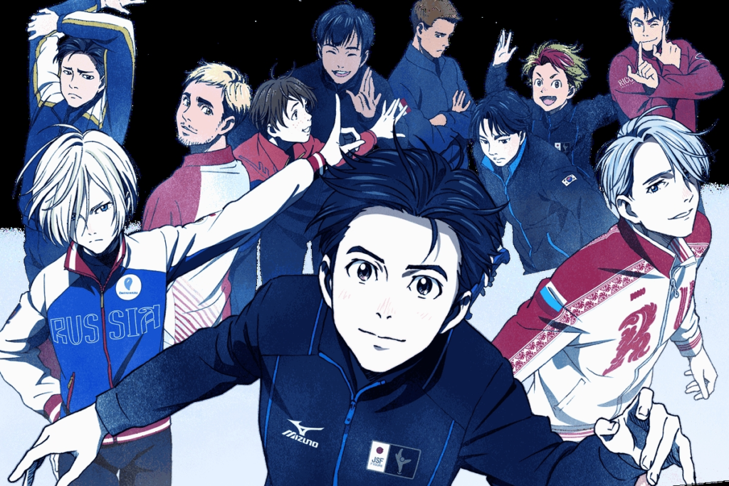 10 Latest Yuri On Ice Background FULL HD 1920×1080 For PC Desktop 2018 free download yuri on ice everything youre too embarrassed to ask the verge 1024x683