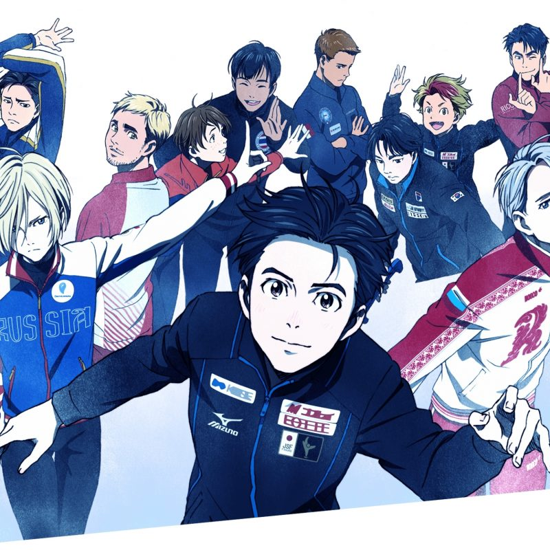 10 Most Popular Yuri On Ice Computer Wallpaper FULL HD 1920×1080 For PC Background 2018 free download yuri on ice hd wallpapers backgrounds wallpaper hd wallpapers 1 800x800