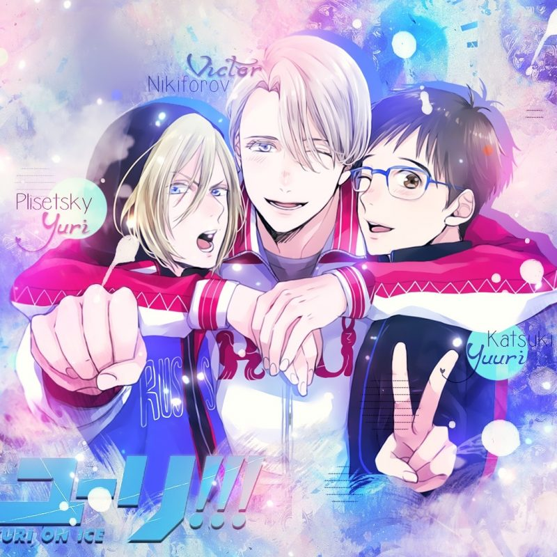 10 New Yuri On Ice Wallpaper FULL HD 1080p For PC Background 2018 free download yuri on ice wallpapers 61 images 3 800x800