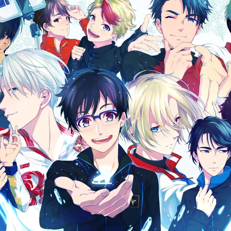 10 Most Popular Yuri On Ice Computer Wallpaper FULL HD 1920×1080 For PC Background 2018 free download yuri on ice wallpapers wallpaper cave 1 800x800