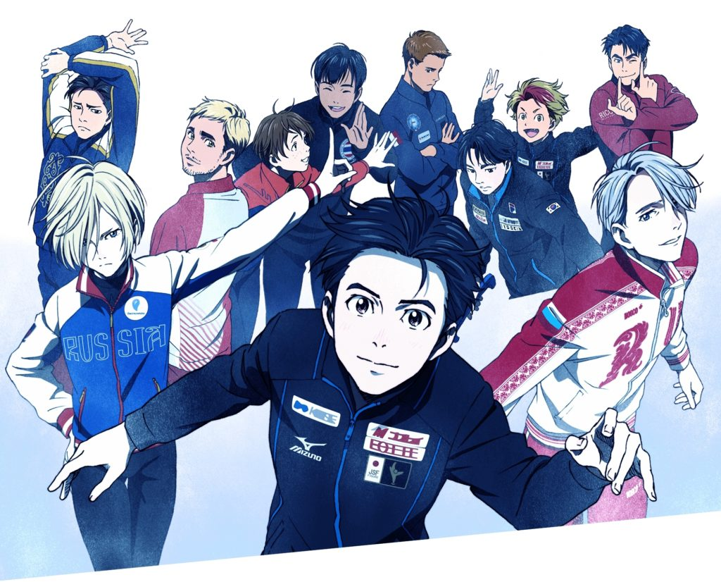10 Best Yuri On Ice Wallpaper Hd FULL HD 1920×1080 For PC Desktop 2018 free download yuri on ice zerochan anime image board 1024x826