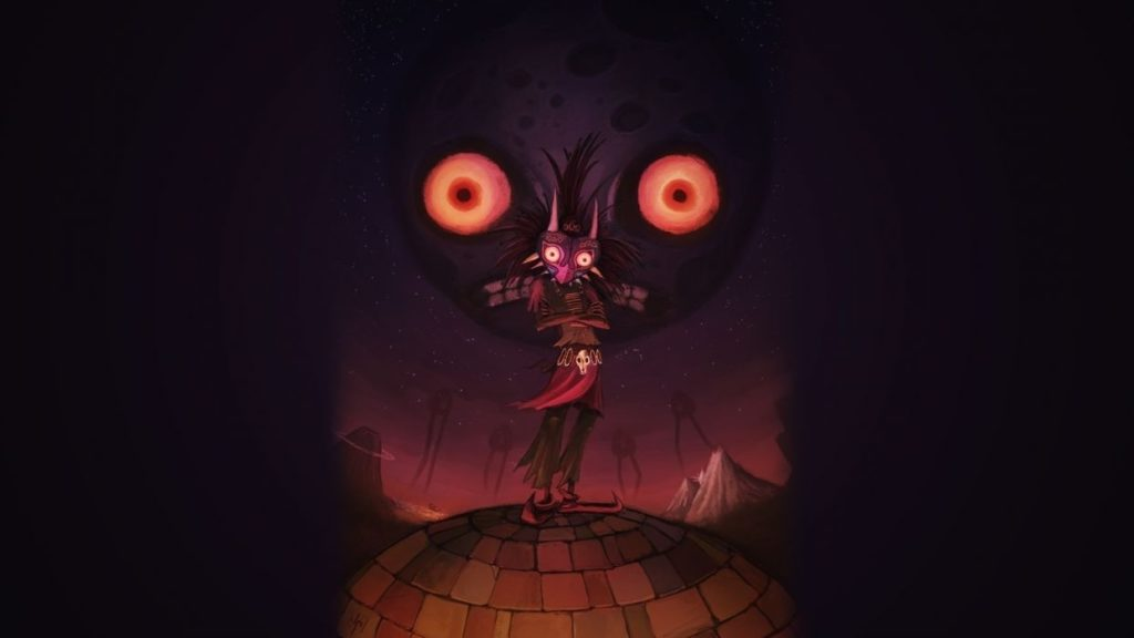10 Best Majora's Mask Skull Kid Wallpaper FULL HD 1080p For PC Background 2020 free download zelda majoras mask skull kid fantasy wallpaper 1920x1080 1024x576