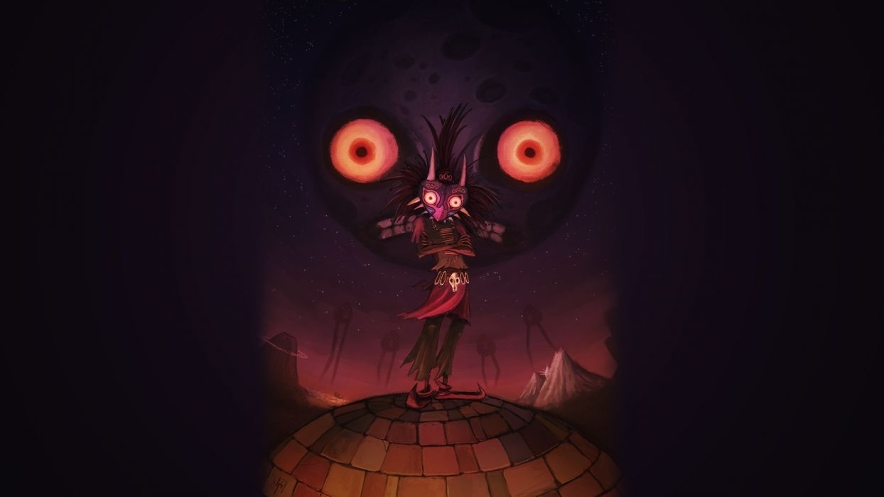10 Top And Newest Majoras Mask Skull Kid Wallpaper For Desktop With FULL HD 1080p 1920 X 1080 FREE DOWNLOAD