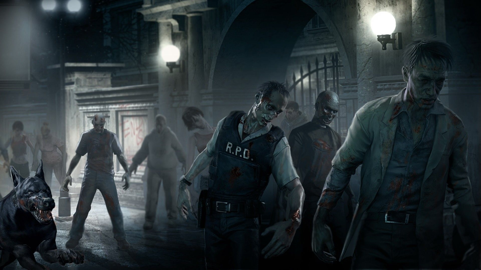 zombie apocalypse wallpapers - wallpaper cave